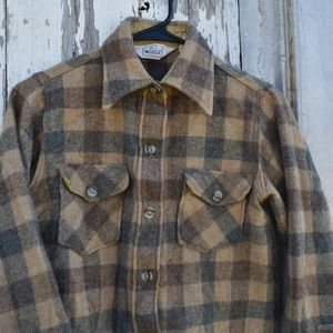 WoolRich Woman Flannel Top